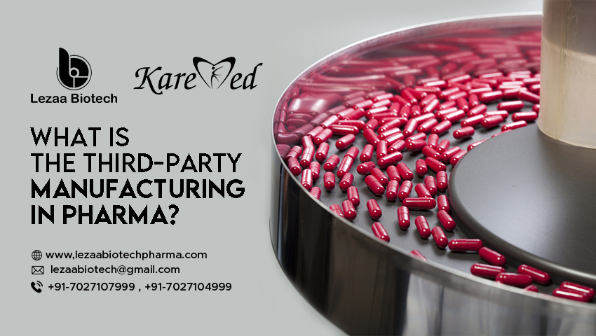 Third party manufacturing company in India