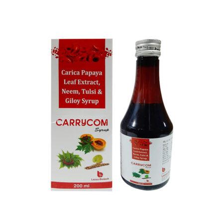 Carrycom Syrup