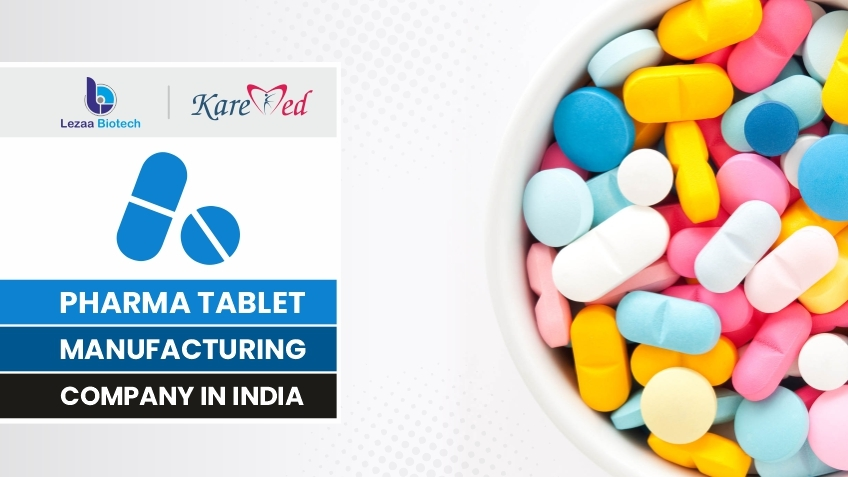 Pharma Tablet Manufacturing Company in India